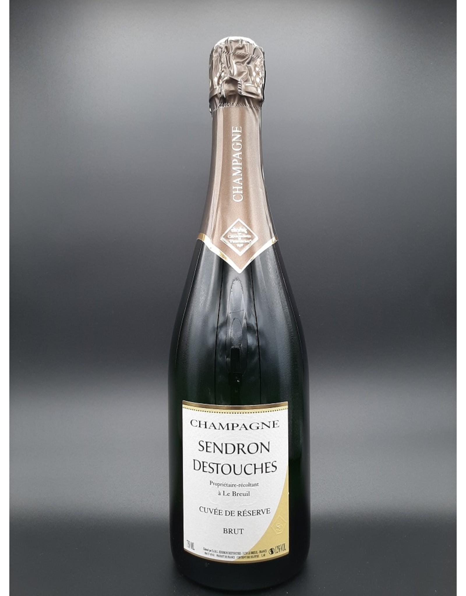 Champagne Sendron-Destouches Champagne cuvée de réserve brut