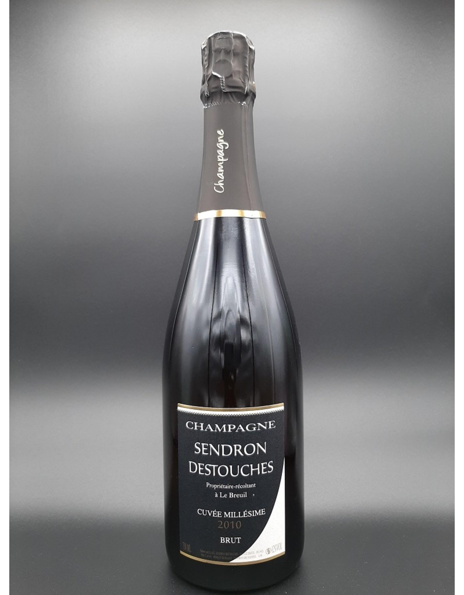 Champagne Sendron-Destouches Champagne Brut Millésimé 2010