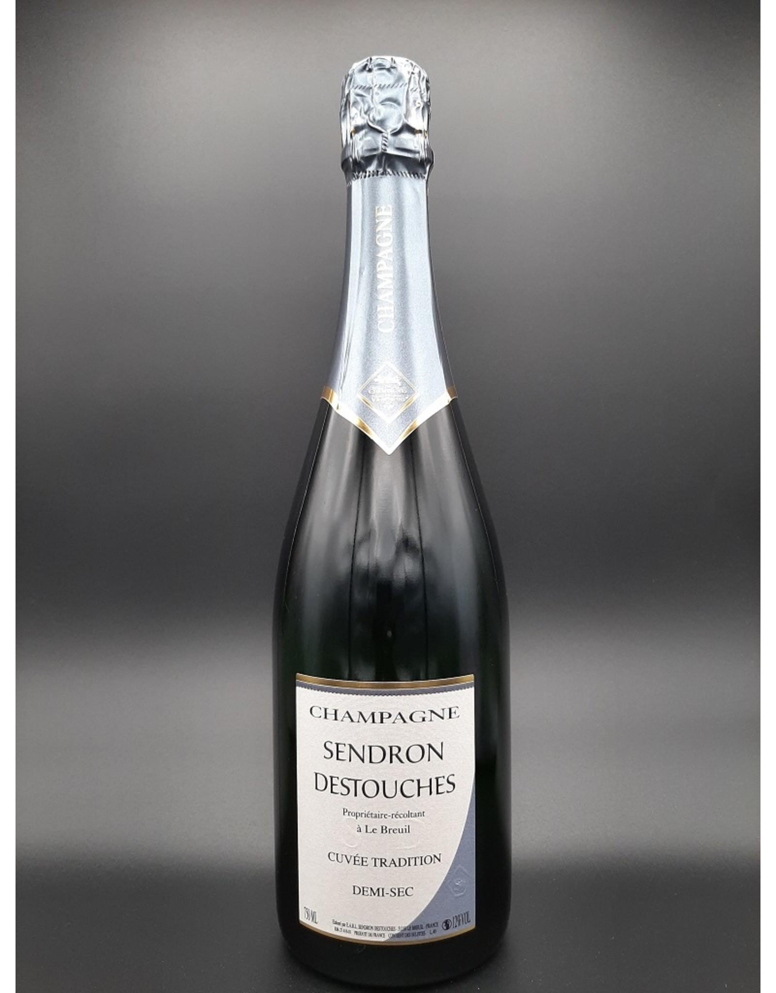 Champagne Sendron-Destouches Champagne Tradition Demi sec