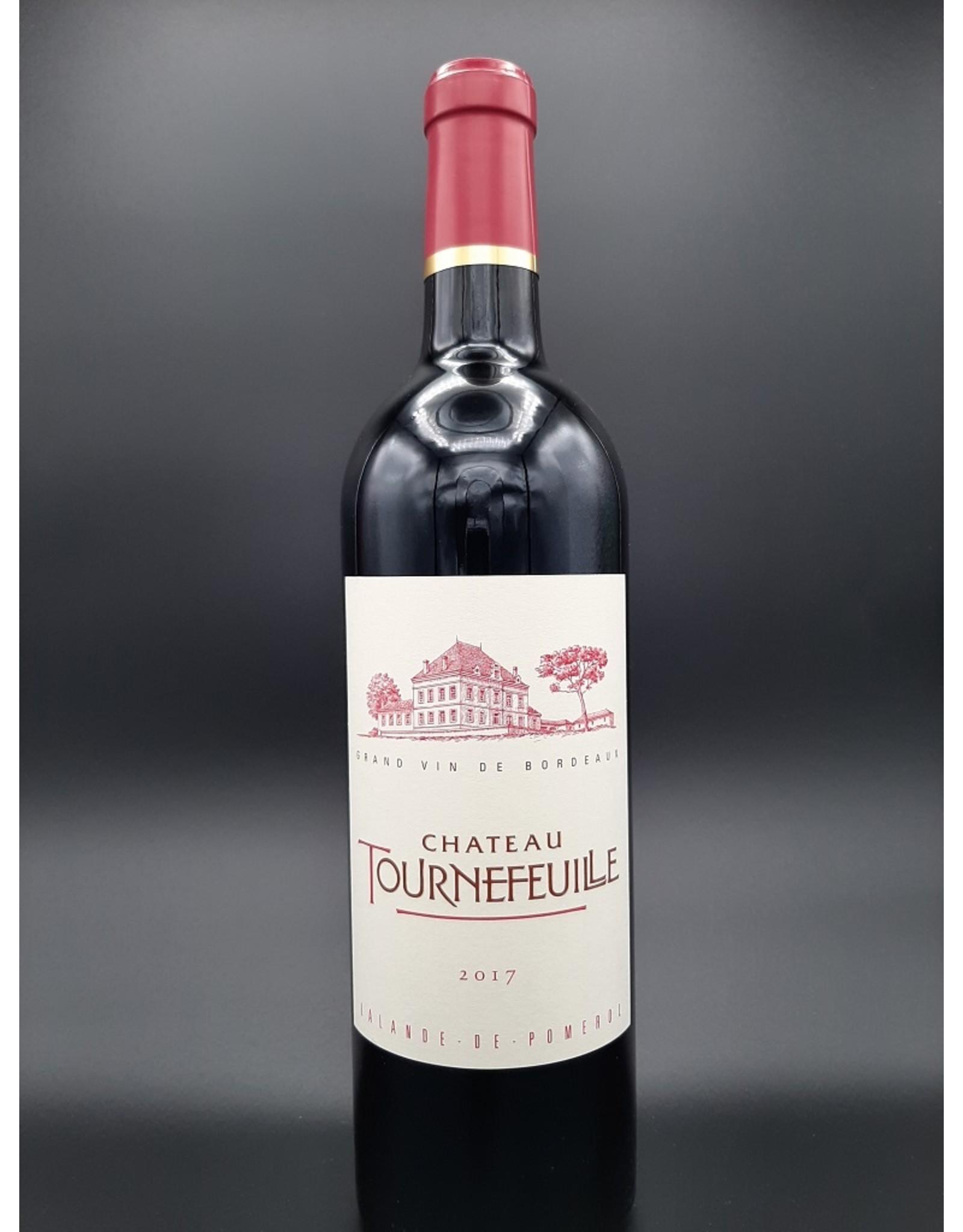 Vignobles Tournefeuille Lalande de Pomerol - Château Tournefeuille 2018