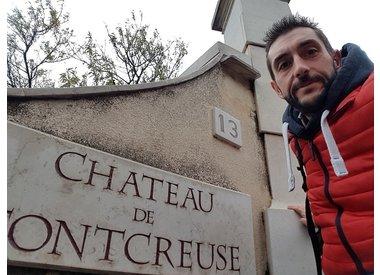 Provence - Château de Fontcreuse