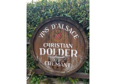 Alsace - Domaine Christian Dolder
