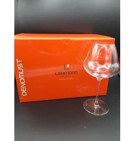 Lehman Glass Boite de 6 Verres Lehman - Oenomust 35