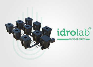 Idrolab Hydroponics Systemen