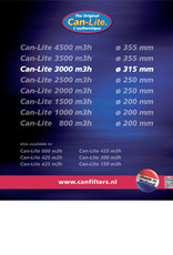 CAN CAN LITE FILTER 3000