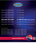CAN CAN LITE FILTER 425PL