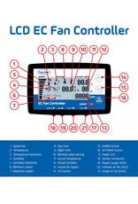 CAN CAN LCD EC FAN CONTROLLER