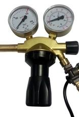 OptiClimate CO2 Drukreduceerventiel met magneetklep pro