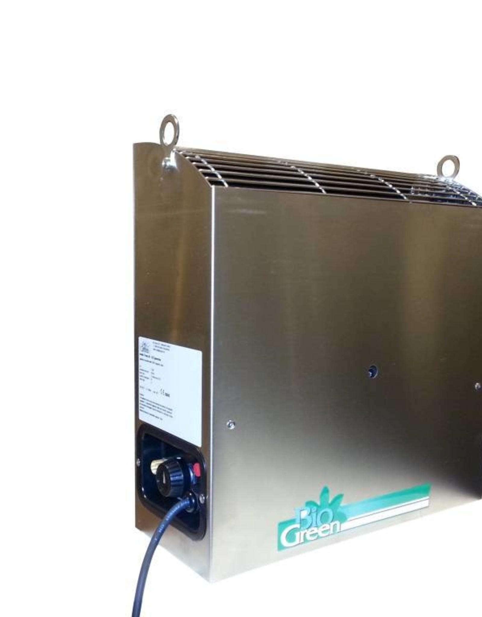 OptiClimate CO2 Generator Biogreen Aardgas (NG) 1-4KW