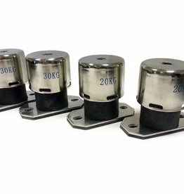 OptiClimate Vibration isolator springs