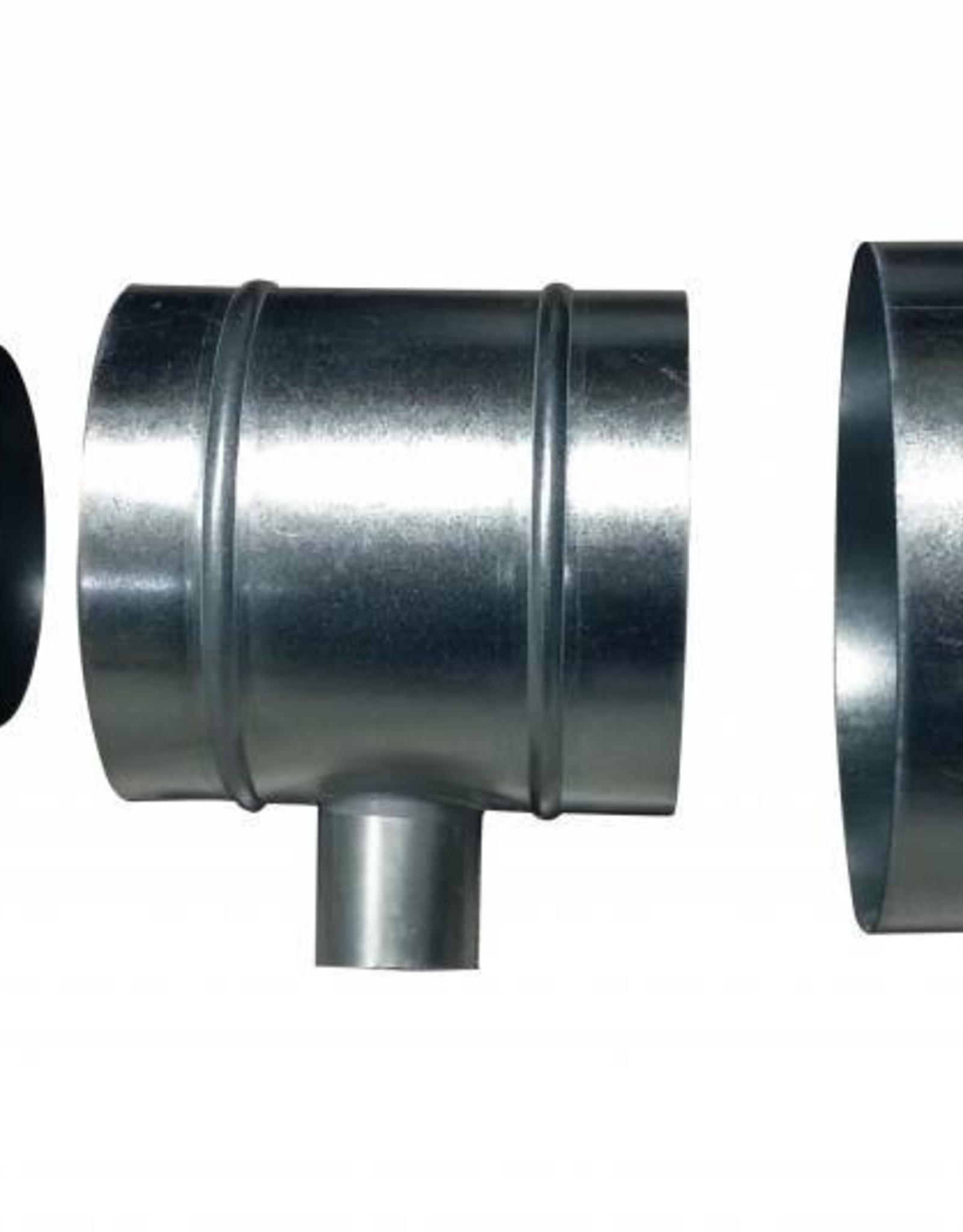 DimLux T-Stuk 160mm-50mm-160mm