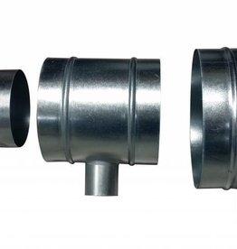 DimLux T-Stuk 200mm-50mm-200mm