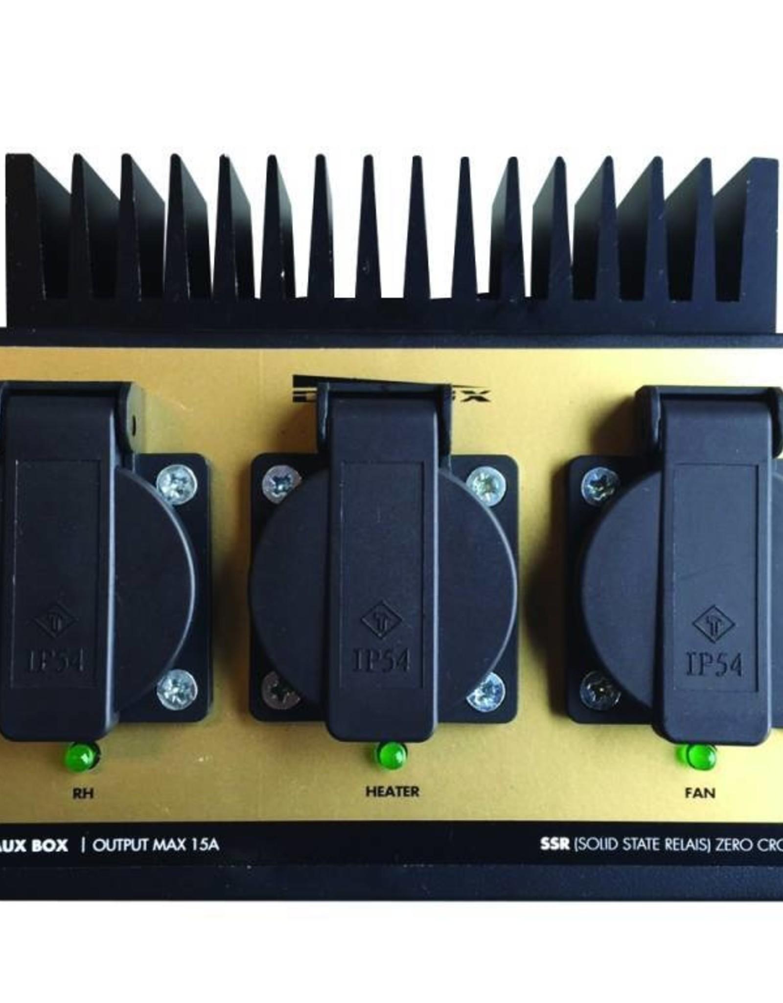 DimLux Fan/Aux box