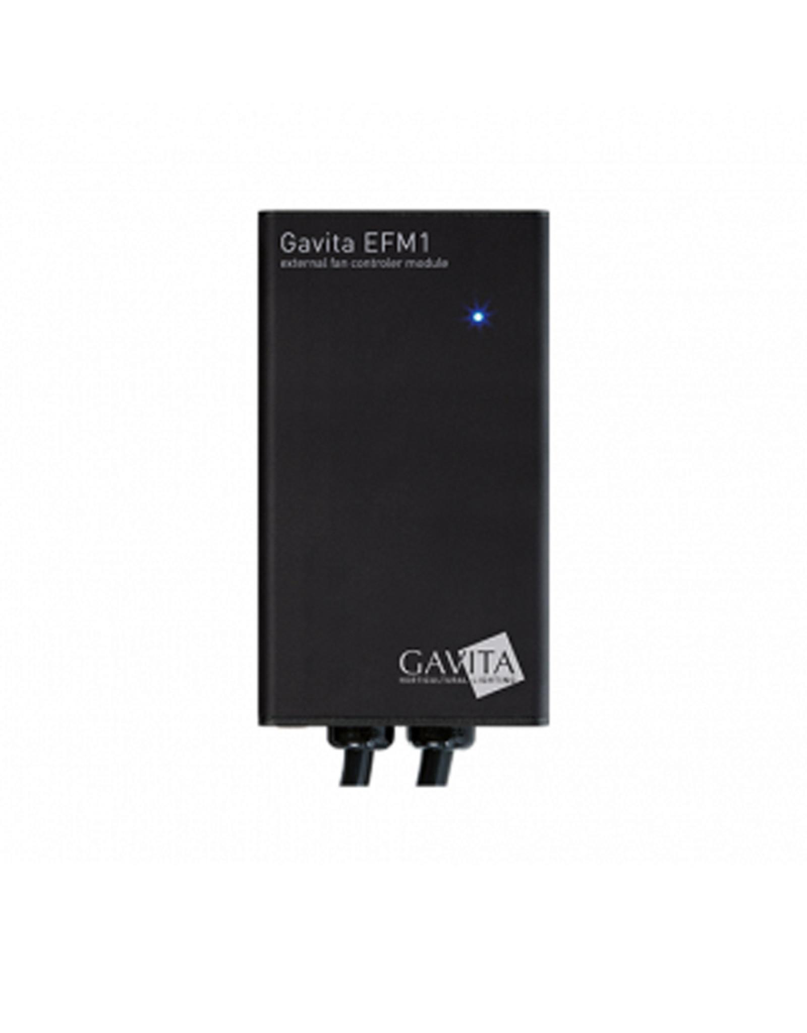 GAVITA GAVITA EFM1 EXTERNAL FAN CONTROLE MODULE