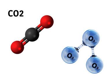 CO2 & OZON