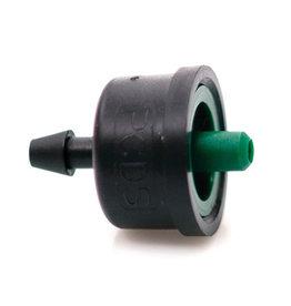 DCS IRRITEC DCS IRRITEC CNL PRESSURE VALVE 4L/H BLACK GREEN
