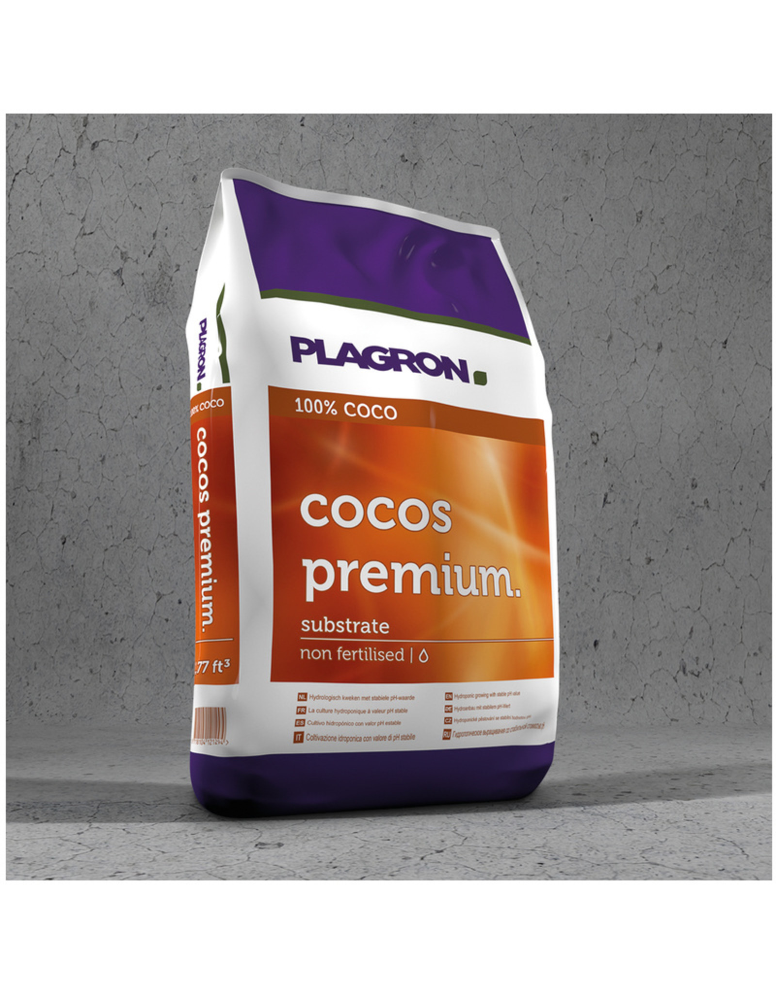 PLAGRON PLAGRON COCOS PREMIUM 50L