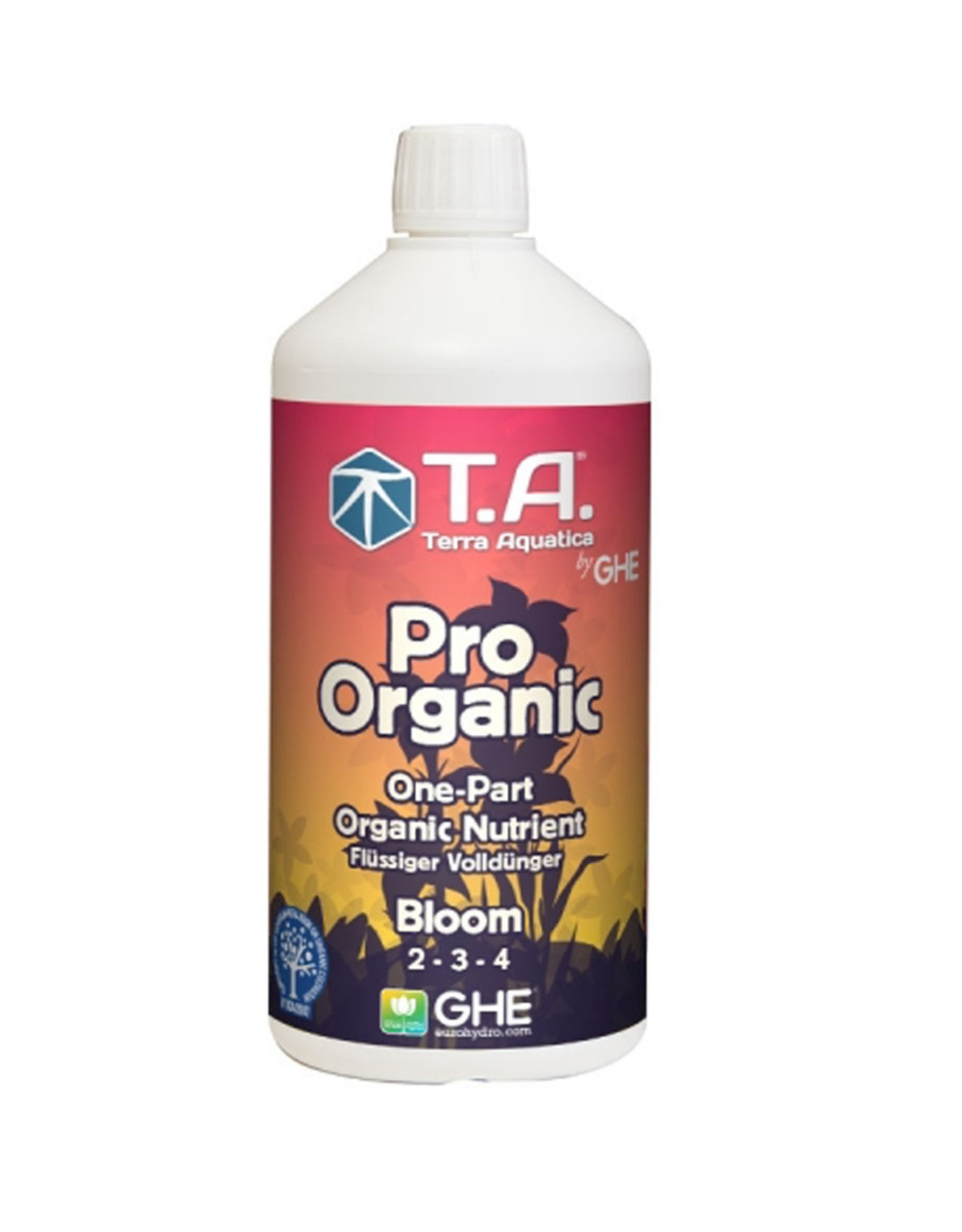 T.A. (GHE) T.A. PRO ORGANIC BLOOM (GO THRIVE)
