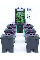 ALIEN HYDROPONICS ALIEN AERO BLACK SERIES 15L  6 POT SYSTEM