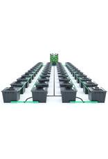 ALIEN HYDROPONICS RDWC BLACK SERIES 36L  48 POT SYSTEM