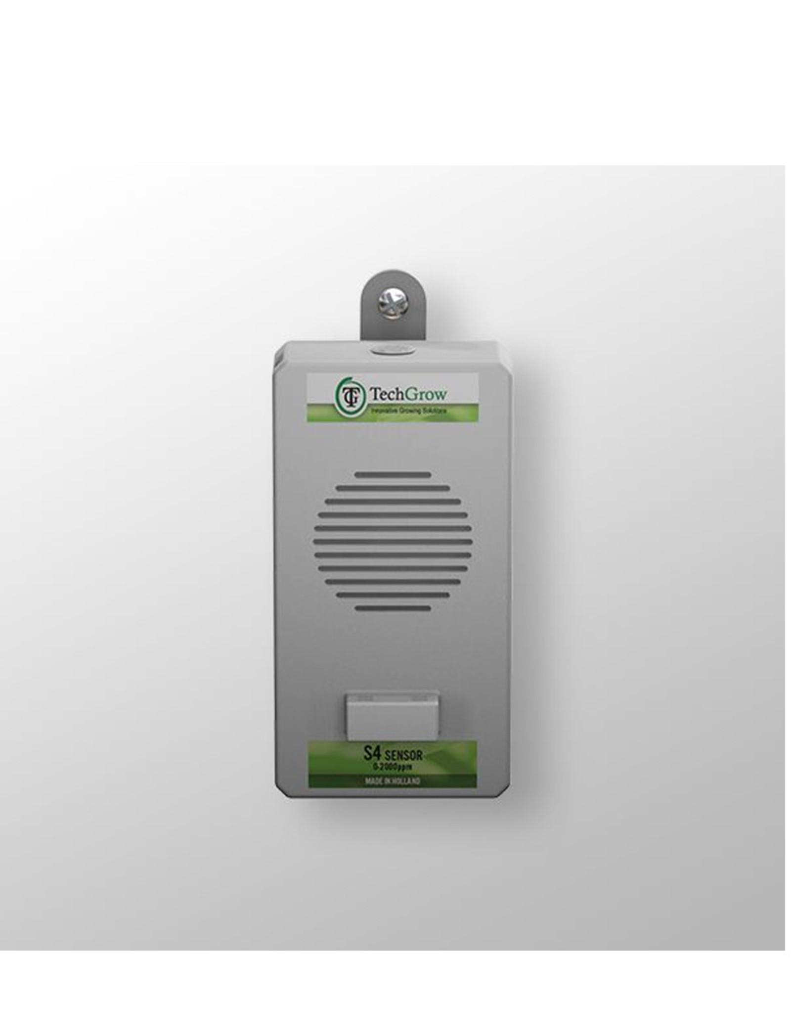 TechGrow TECHGROW S4 SENSOR  0-10000PPM CO2/LIGHT