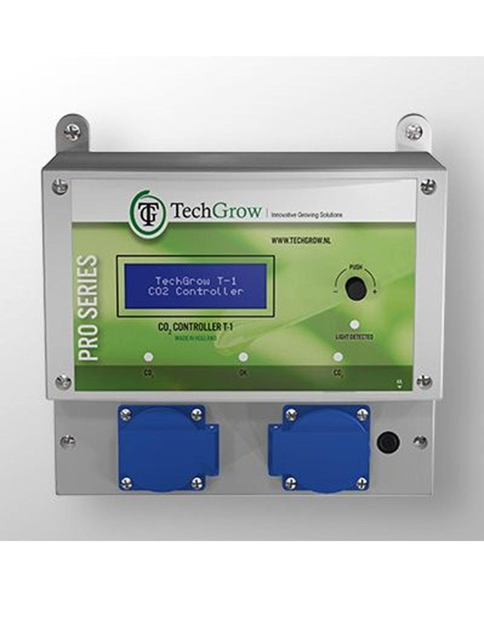 TechGrow TECHGROW T1 PRO CO2 CONTROLLER EXCL SENSOR