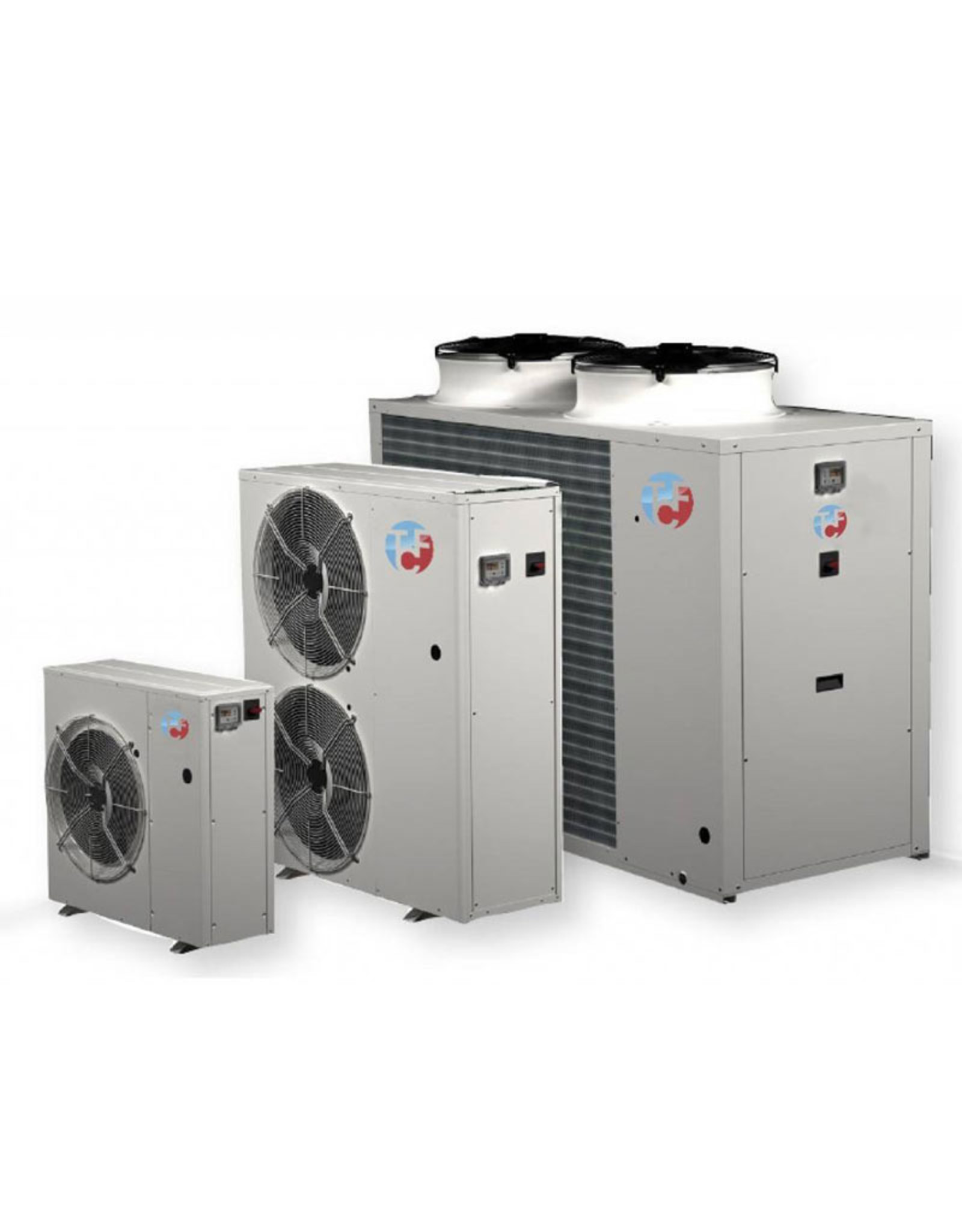 OptiClimate Lucht / water chiller voor buiteninstallatie