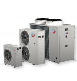 OptiClimate Luft- / Wasserkühler für die Installation im Freien