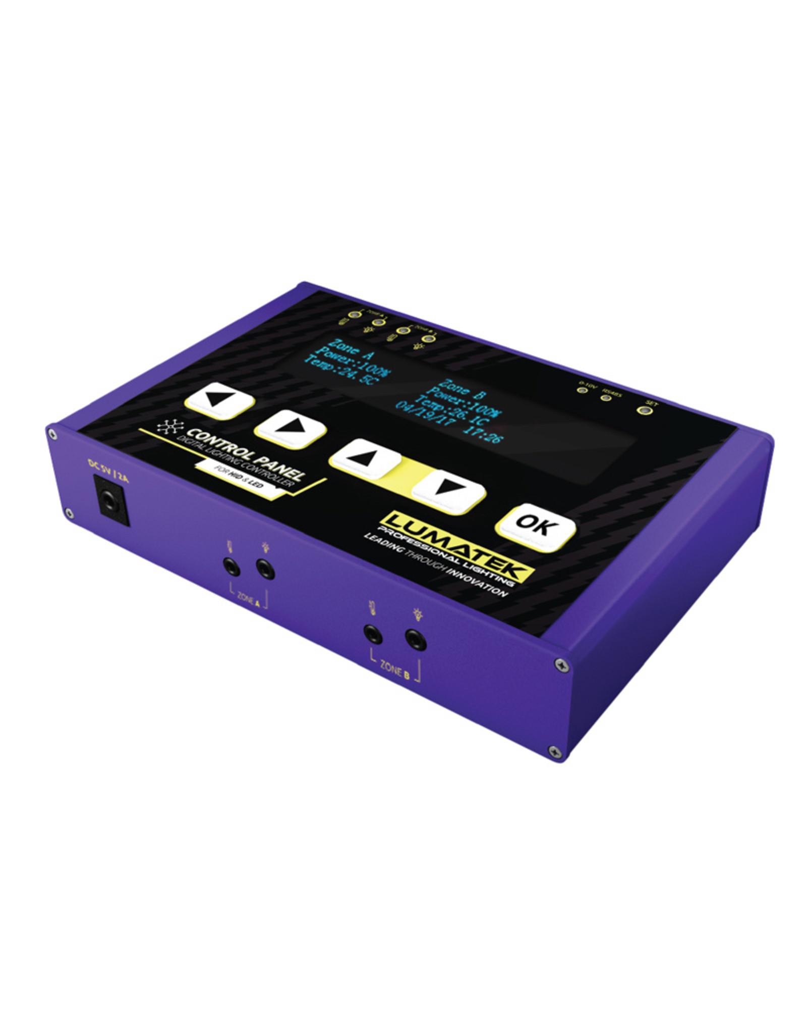 LUMATEK LUMATEK HID & LED Control Panel plus 2.0