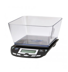 MY WEIGH MY WEIGH 7001 DX BLACK KEUKENWEEGSCHAAL
