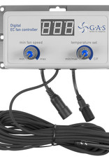 G.A.S. G.A.S. DIGITAL EC FAN CONTROLLER
