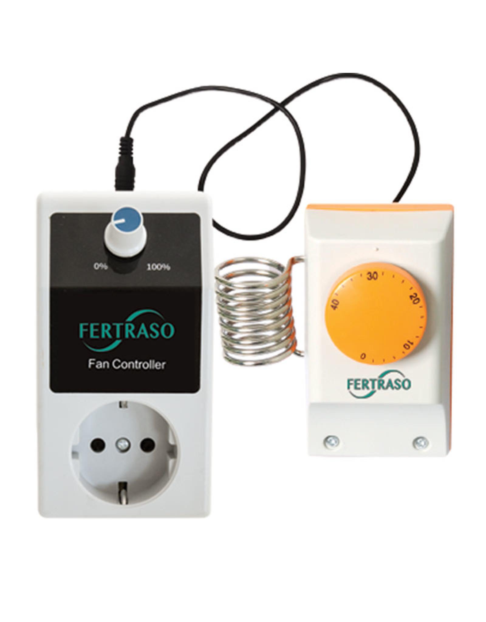 FERTRASO FERTRASO FAN CONTROLLER & TERMOSTAT 6,5A