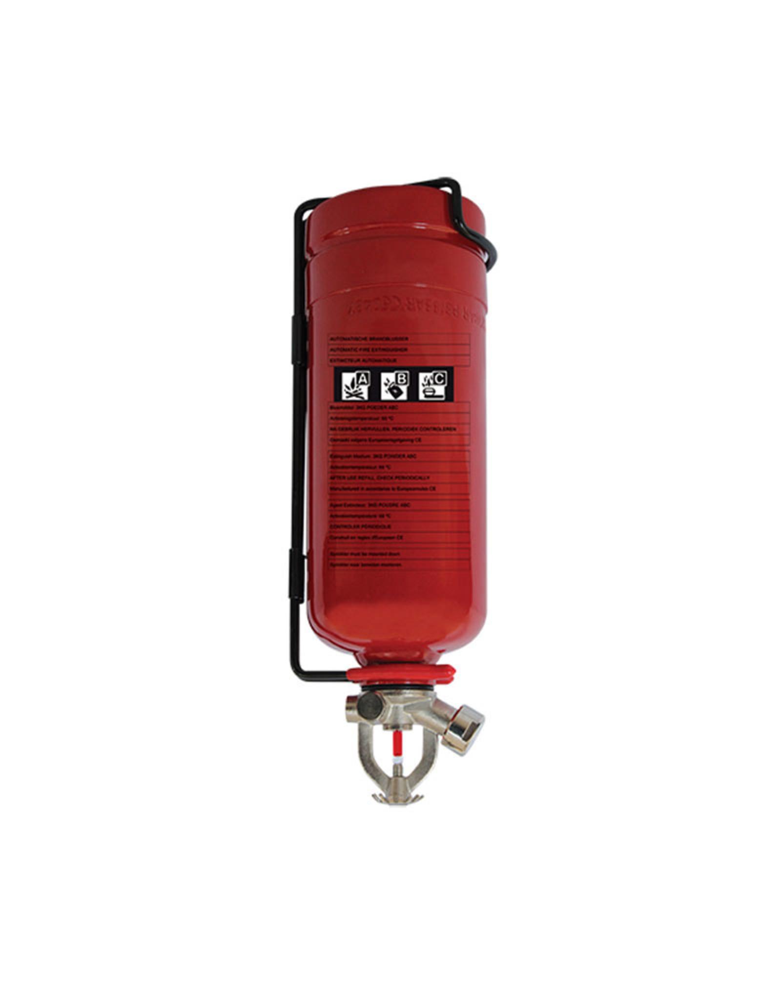 FERTRASO FERTRASO FIRE EXTINGUISHER