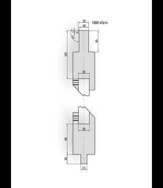 14.090 - Length 415 mm