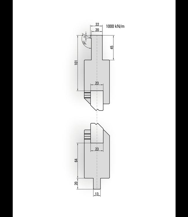 14.090 - Länge 415 mm