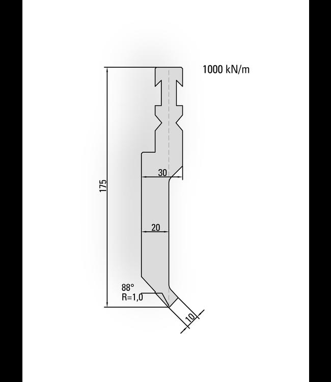 14.353 - 100 mm Länge