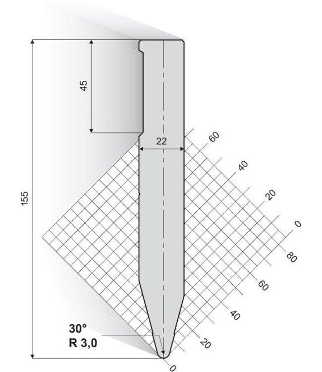 14.211 - Länge 500 mm