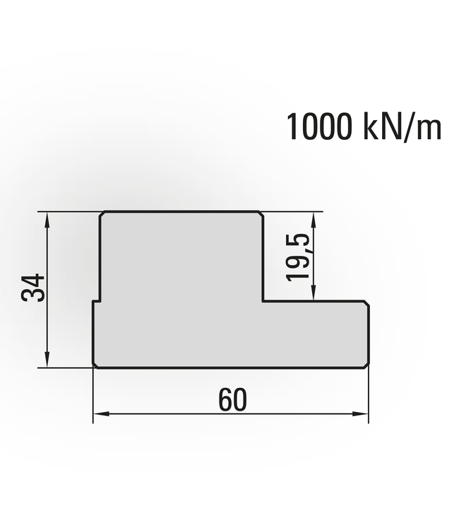 Paket 2-V Matrizen  + Halter