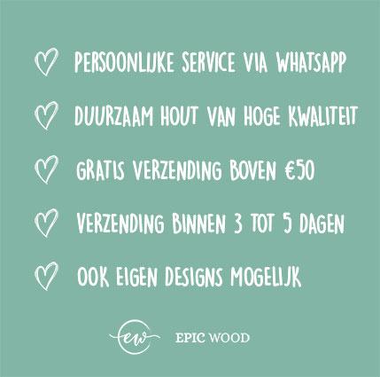 Epic Wood USPS