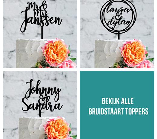 Bruidstaart Toppers