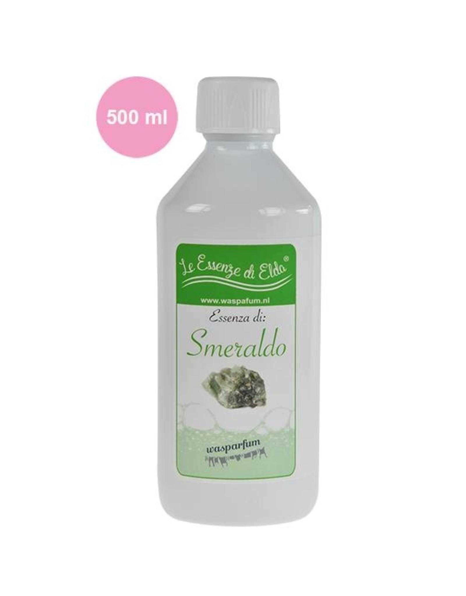Wasparfum Fles Smeraldo Wasparfum
