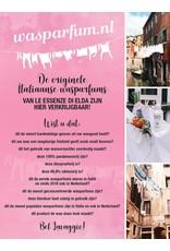Wasparfum Poster