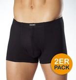 CECEBA 2700 Big size Black Boxer Shorts (2-pack)
