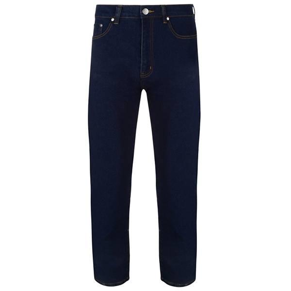 KAM 1002  Big size Indigo Stretch Jeans