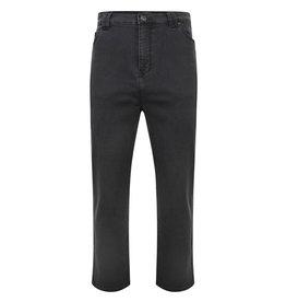KAM 1003 Big size Charcoal  Stretch Jeans