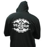 VANDAM 8810 Big size Black Hoody