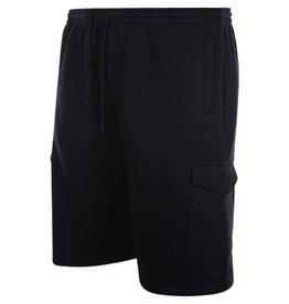 Espionage LW006 Big Size Navy Blue Jogging Shorts
