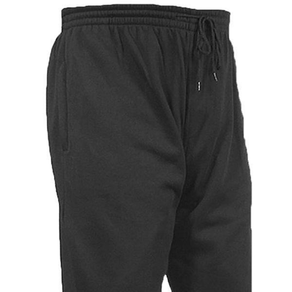 Espionage J011 Big Size Black Jogging Pants
