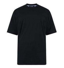 KAM 5001 Super King-size Black T-Shirt