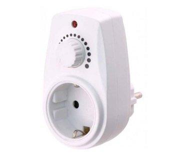 Plug-in dimmer 280Watt max IP20